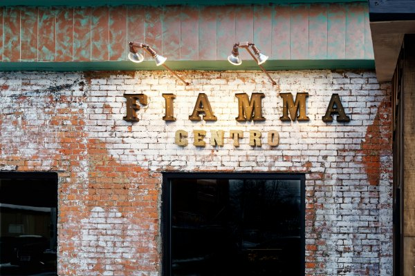 Fiamma Centro: Not Just Typical Pizza