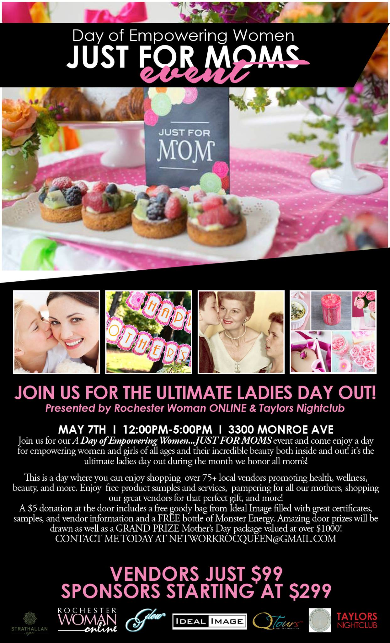 A Mother's Day Twist: Day of Empowering Women