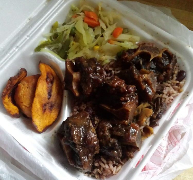 Peppa Pot Jamaican Restaurant Delights Area Foodies